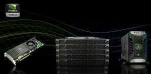 Le soluzioni di computing Nvidia Tesla