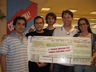 I finalisti di Torino