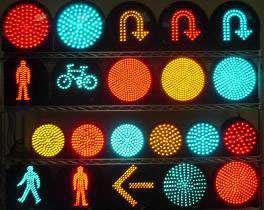 I semafori LED