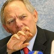 Il ministro tedesco (fonte: DDP)