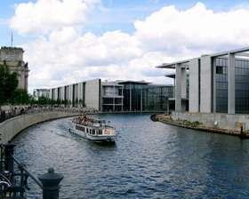 Il quartiere governativo di Berlino - da