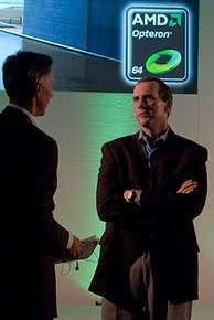 Il dirigente AMD