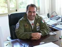 Il Comandante Francesco Quero
