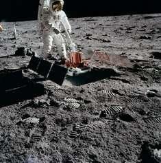 sulla Luna