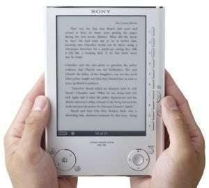 Sony Digital Book Reader PRS-505