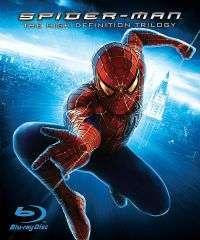 Spider-Man 3 Trilogy Box
