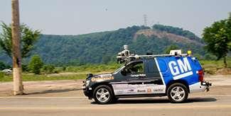 Tartan Racing, vincitore del DARPA Urban Challenge 2007