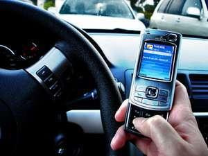 SMS alla guida?