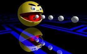 Una delle tante versioni del celebre videogame