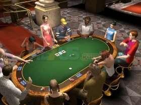 Un poker virtuale