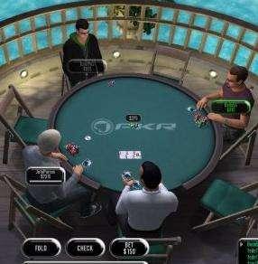 Un tavolo virtuale