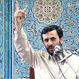 Il presidente Ahmadinejad
