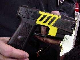 La pistola... non letale