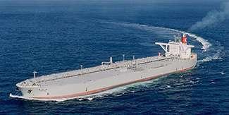 Una superpetroliera da 300.000 tonnellate
