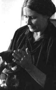Il premio Nobel Doris Lessing