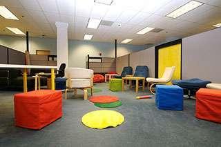 La sala riunioni di LinkedIn?