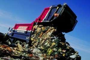 il camion dell'immondizia