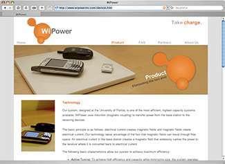 WiPower, il sito