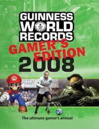 La copertina del Guinness Book of Records