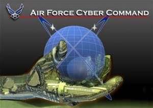 Il logo dell'unità AFCYBER