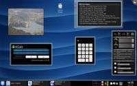 KDE 4.0 e i plasmoidi - Clicca per ingrandire