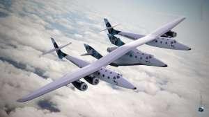 Lo spazioplano suborbitale di Virgin