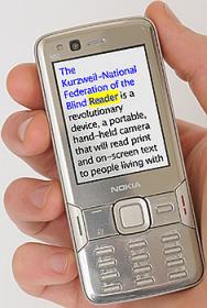 Cellulare Nokia con software per non vedenti