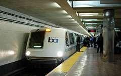 La metro di San Francisco è connessa