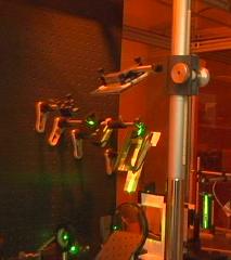 Generatore laser
