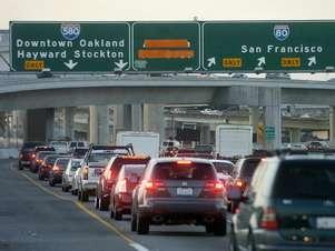 sulle strade della California