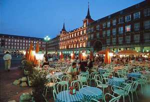 la capitale spagnola
