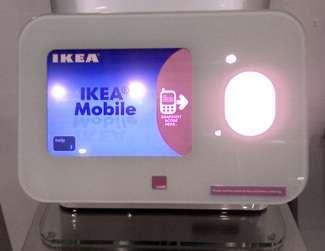 Ikea Mobile a Seattle