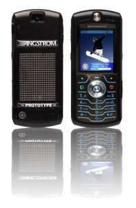 Motorola all'idrogeno