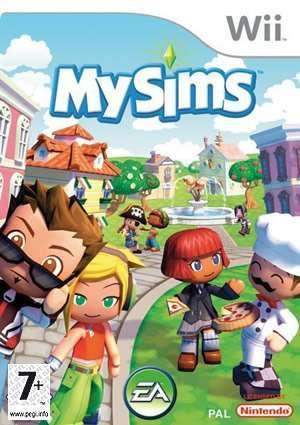 la locandina del videogioco versione console