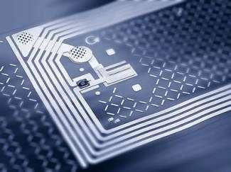 Un tag RFID