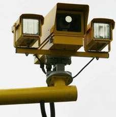 Un esemplare di telecamera