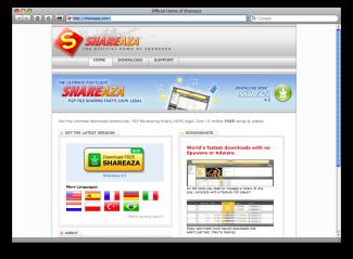 Shareaza.com