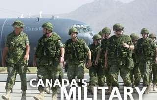 soldati canadesi