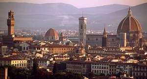 il capoluogo toscano