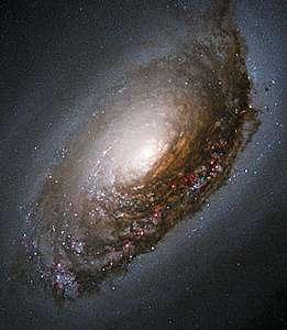 una galassia