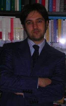 Il professor Giovanni Maria Riccio