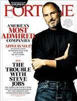 Steve Jobs sulla copertina di Fortune
