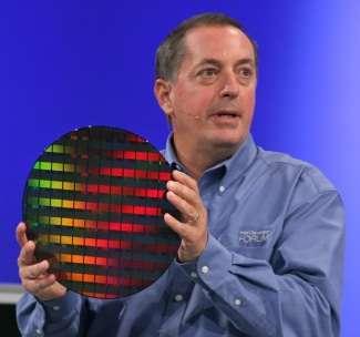 Paul Otellini, CEO di Intel