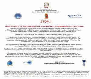 Italia, così si deve censurare il traffico