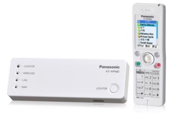 KX-WP800, lo Skypefonino secondo Panasonic