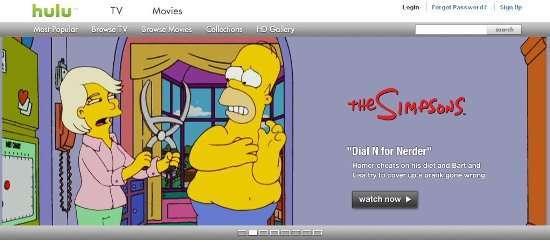 Hulu apre oggi i battenti