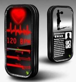 Il personal trainer? Un cellulare - il concept FIT