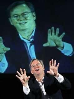 Google: Microsoft insidia la rete - Schmidt - Yahoo