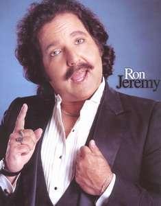 Ron Jeremy: il porno online s'infila ovunque