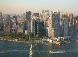 La fibra innerverà le case di Manhattan